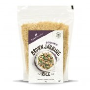 Jasmine Brown Rice (organic) - 500g