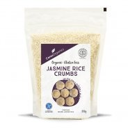 Jasmine Rice Crumbs (organic) - 350g