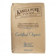 White Flour (Rollermilled, Organic, Bulk) - 20kg