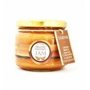 Coconut Jam (Organic. Refined Sugar Free) - 150g & 330g