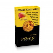Dried Mango Strips (organic) - 100g