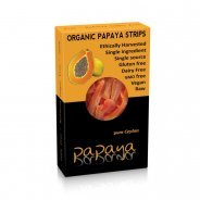 Dried Papaya Strips (organic) - 100g