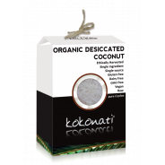 Coconut Desiccated (organic) - 500g