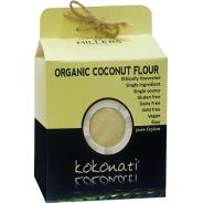 Coconut Flour (organic, gluten free) - 500g & 1kg