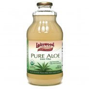 Lakewood Juice, Pure Aloe (Organic, no added sugar) - 946ml