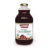 Lakewood Juice, Pure Cranberry (Organic, no added sugar) - 946ml