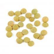 Lentils, Green Blonde (organic) - 3.5kg & 25kg