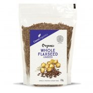 Linseed, Brown (Flaxseed, organic) - 450g