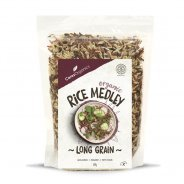 Long Grain Rice Medley (organic, gluten free) - 500g
