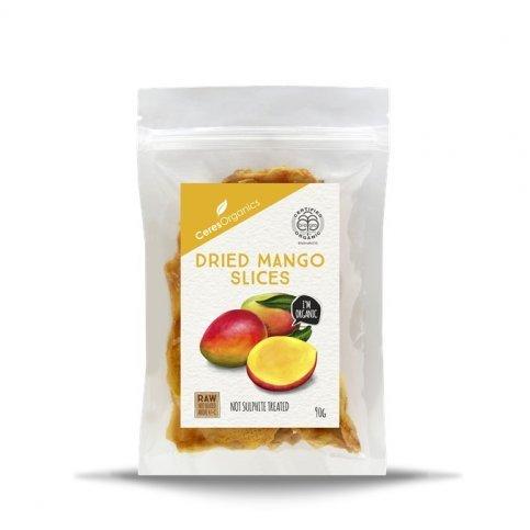 Mango (dried slices, organic) - 90g