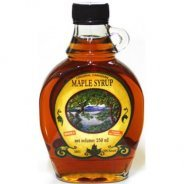 Maple Syrup  (Grade A, 100% pure) - 250ml