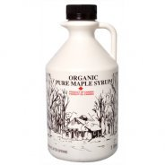 Maple Syrup (Grade A, 100% pure, bulk) - 1L
