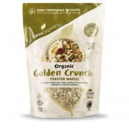 Muesli, Golden Crunch (organic) - 700g