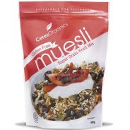 Gluten-Free Muesli, Super Grain-Fruit Mix (organic) - 400g
