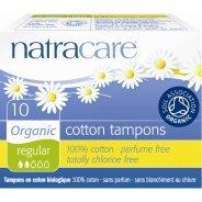Natracare Tampons, (Organic, Regular) - 10s & 20s