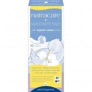 Natracare Organic Maternity Pads 10s