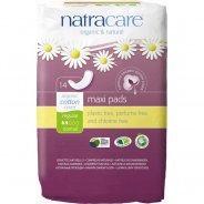 Natracare Organic Maxi Pads Regular 14s