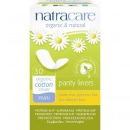 Natracare Organic Cotton Mini Panty Liners 30s