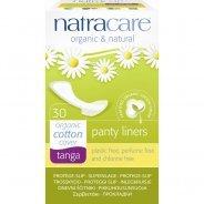 Natracare Organic Thong/Tanga Panty Liners 30s