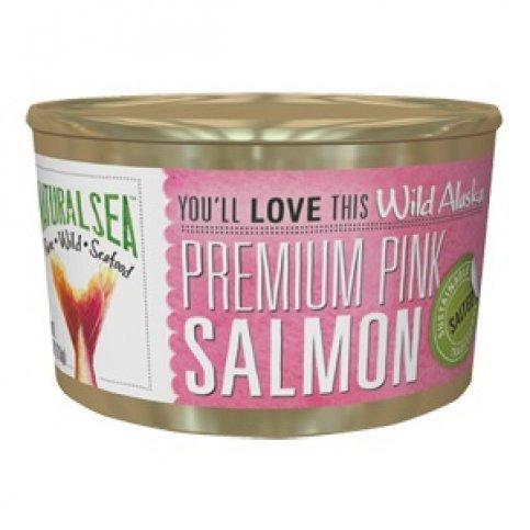 Wild Alaska Pink Salmon (Sustainable Certified, Salted & Unsalted) - 210g