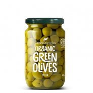 Olives, Green (organic, pitted) - 315g