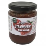 Strawberry Spread (Organic, Sugar-Free) - 250g