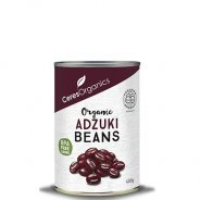 Adzuki Beans (Organic, Gluten Free) - 400g can