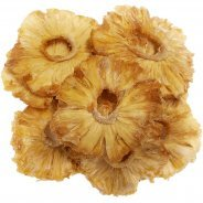 Pineapple Rings (Dried, Organic, Bulk) - 2.5kg