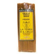 Pasta, Whole Wheat Linguine (organic) - 500g