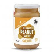 Peanut Butter, Smooth (organic) - 300g & 700g