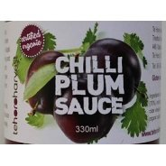 Chilli Plum Sauce  (Organic, Te Horo Harvest) - 300ml