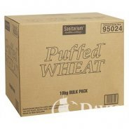 Puffed Wheat Cereal (Sanitarium, Bulk) - 10kg