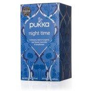 Pukka Teas, Night Time Tea (Organic, Fair trade) - 20 bags