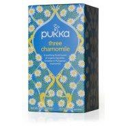 Pukka Teas, Three Chamomile Tea (Organic, Fair Trade) - 20 bags