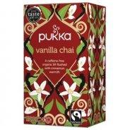 Pukka Teas, Vanilla Chai (Organic, Fair Trade) - 20 bags