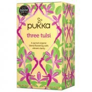 Pukka Teas, Three Tulsi (Organic, Fair Trade) - 20 bags