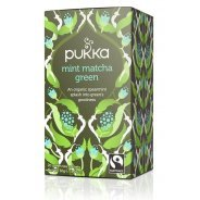 Pukka Teas, Mint Matcha Green Tea (Organic, Fair Trade) - 20 bags