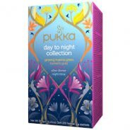 Pukka Teas, Day to Night Collection (Organic, Fair Trade) - 20 bags