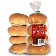 Purebread, Bun Range (Incl. Organic, Gluten Free, Sourdough, Paleo) - 530g