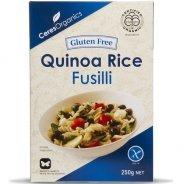 Quinoa Rice Fusilli Pasta (Ceres, Organic, Gluten Free) - 250g