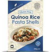 Quinoa Rice Pasta Shells (Ceres, Organic, Gluten Free) - 250g