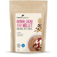Hot Cereal, Quinoa, Cacao & Millet (organic) - 400g