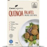Quinoa Falafel Quick Meal (Ceres, Organic) - 150g