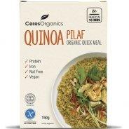 Quinoa Pilaf Quick Meal (Ceres, Organic, Gluten Free) - 150g