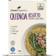 Quinoa Risotto Quick Meal (Ceres, Organic, Gluten Free) - 150g