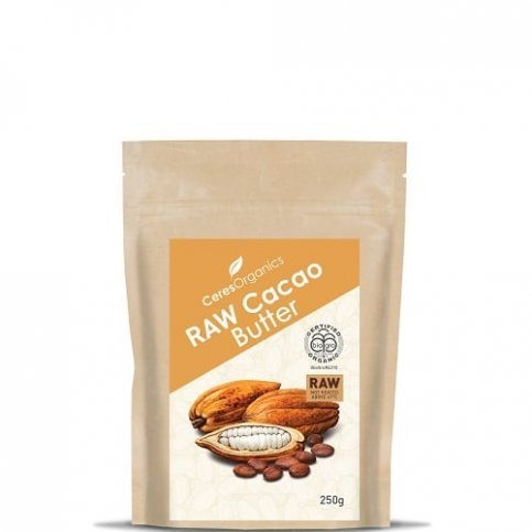 Cacao Butter (RAW cold-press, organic) - 250g