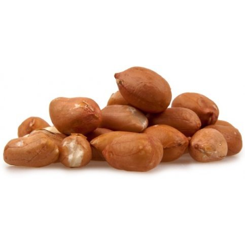 Peanuts - Raw (natural, red skin) - 500g & 1kg