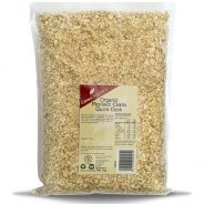 Rolled Oats, Quick Cook (Ceres, Organic, Wholegrain) - 1kg