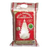 White Rice - Jasmine (Royal Umbrella, Non Organic) - 22.68kg