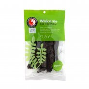 Seaweed - Wakame (Organic, Dried) - 50g